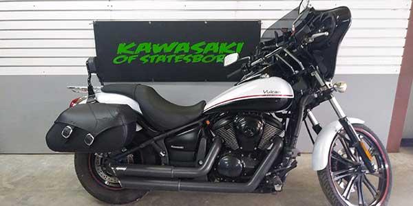 2013 Kawasaki Vulcan Custom 900