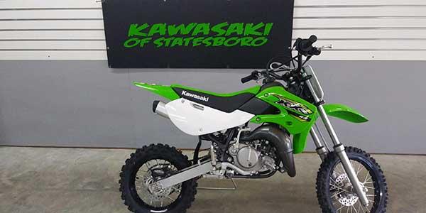 2018 Kawasaki KX65
