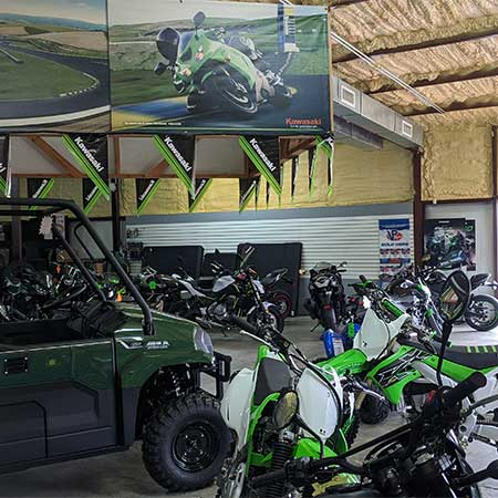 Kawasaki Dealership